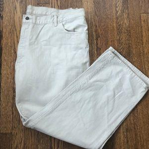 NWOT Ralph Lauren Polo khakis- size 46B/32